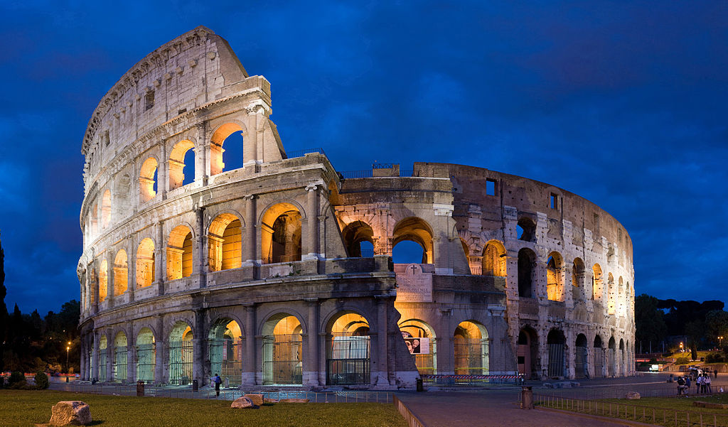 The Colosseum Photo